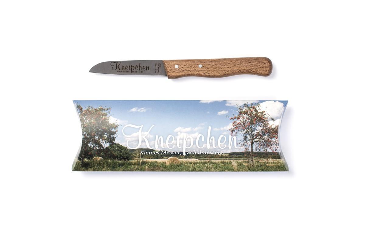 Kneipchen (kleines Messer) in Geschenkverpackung