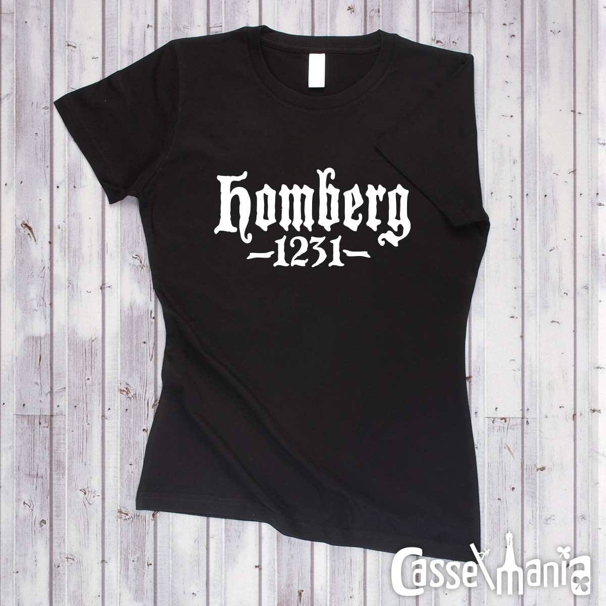Homberg - 1231, für Mäjen